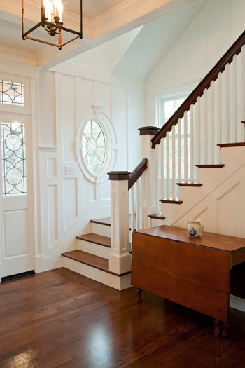 Townhouse Plans | House Plans with a Point of View from